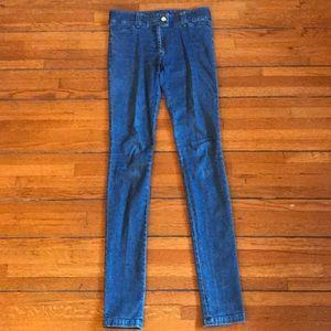 Balenciaga | Denim Stretch Pants